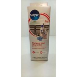 484000008498 indesit N°22 Kit nettoyage inox vitrocéramique d'occasion