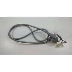2836390100 BEKO WMB91244 N°230 câble alimentation pour lave linge d'occasion