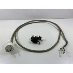 57X0397 VEDETTE TLA30 N°58 câble alimentation pour sèche linge