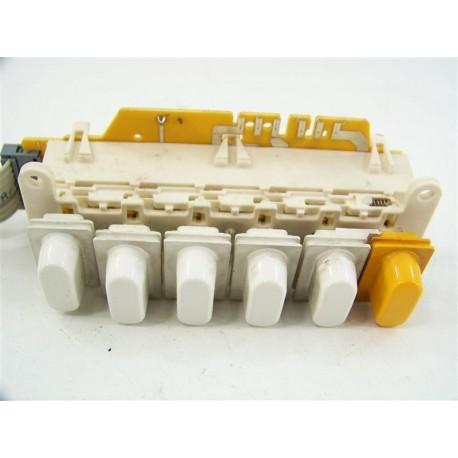 4593320 Miele n°7 clavier pour lave linge