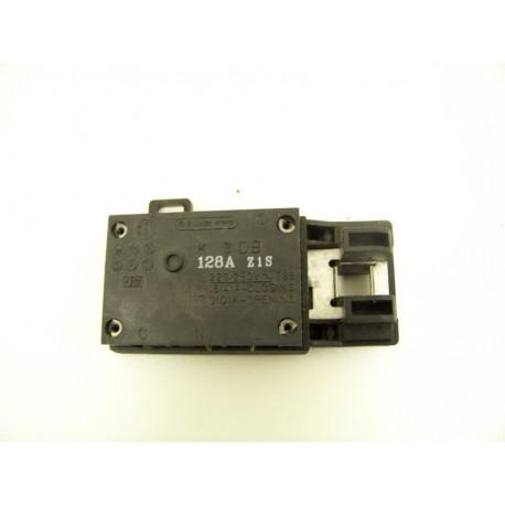 058786 BOSCH WMV4280 n°11 sécurité de porte lave linge