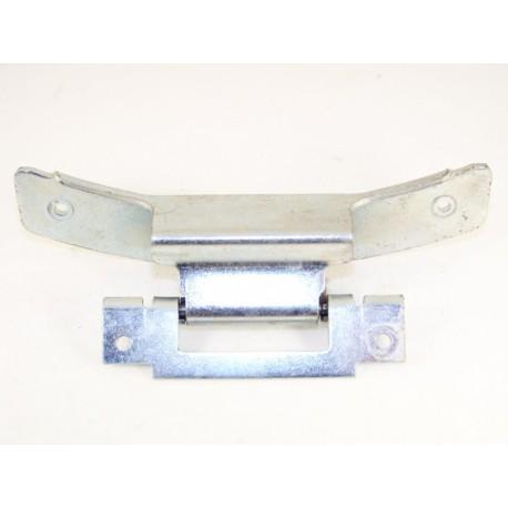 C00075325 INDESIT LNA800 n°19 Charnière de porte lave linge