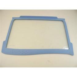 C00077247 INDESIT n°1 clayette en verre, étagère de réfrigérateur