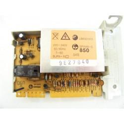 52X0876 FAGOR BRANDT n°50 module de puissance lave linge