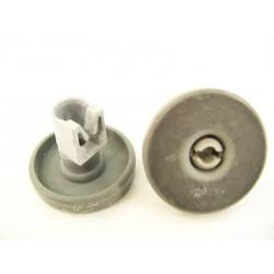 96X1064 BRANDT FAGOR N°10 roulette pour panier inférieur pour lave vaisselle