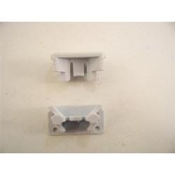 481246279768 WHIRLPOOL n°12 clips de Rail arrière pour lave vaisselle