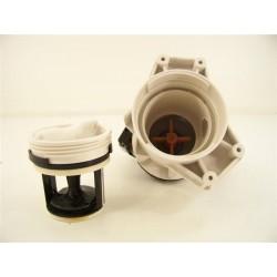 46003742 CANDY HOOVER n°80 pompe de vidange pour lave linge